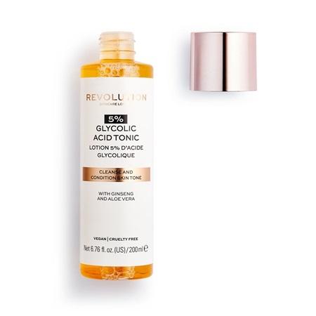 Revolution Skincare tonik za lice - 5% Glycolic Acid Tonic