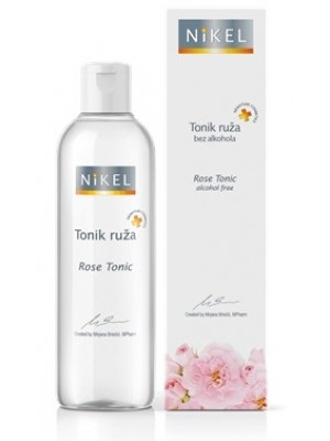 NiKEL tonik za lice - Rose Tonic