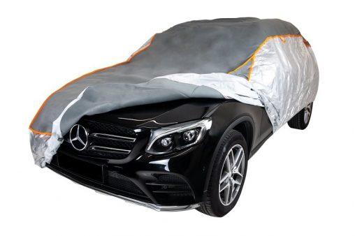 Cerada za avto odlično ščiti pred negodnimi vremenskimi pojavi