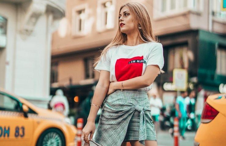 Majice s potiskom so zelo priljubljene
