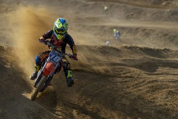 Motocross oprema