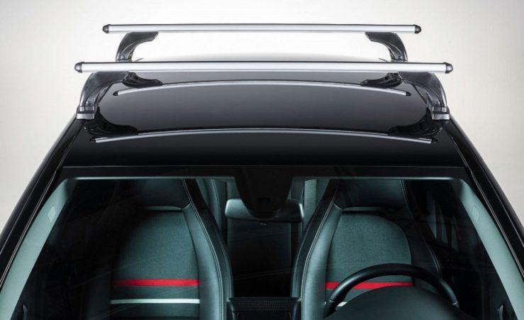 Strešni nosilci razbremenijo notranjost vozila